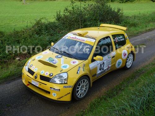 Rallye du Suran 2012