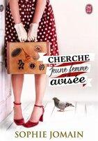 Cherche Jeune femme avisée by Sophie Jomain