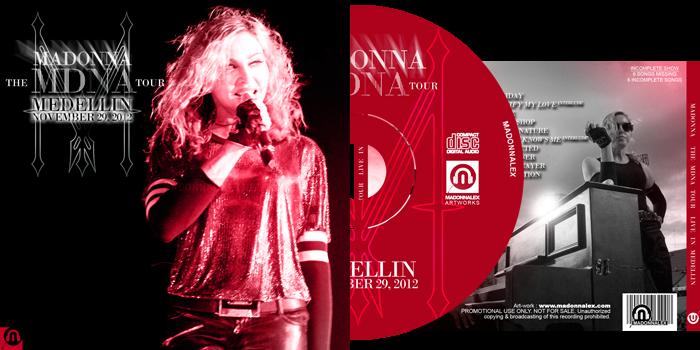 The MDNA Tour - Live in Medellin Nov29