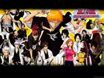 bleach prologue
