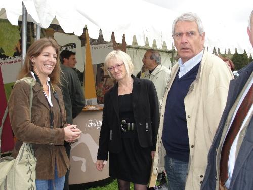 La fête de l'automne 2010 à Leuglay