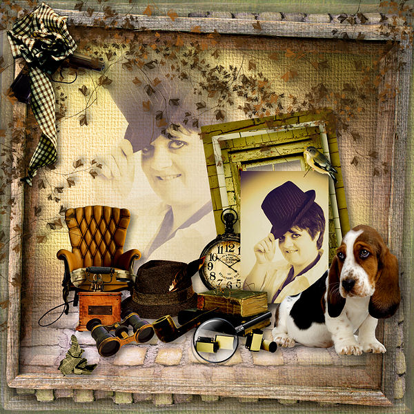 """""""Mysterious Affair"""" by Valkyrie Designs"""