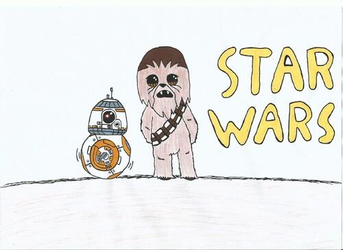 Chibis Stars Wars