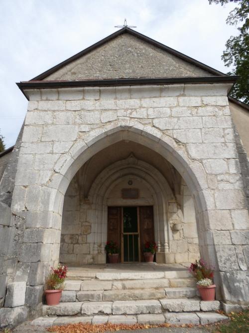 L'église de Songieu ( 1 )