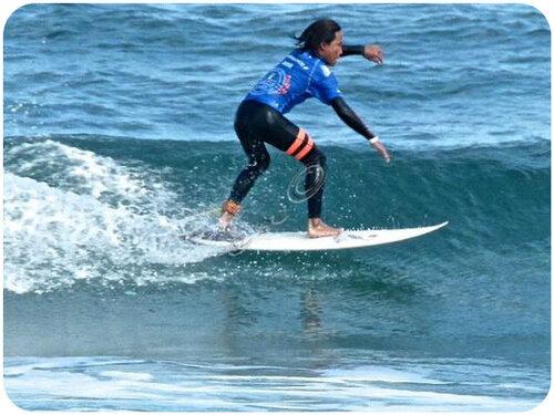 Championnats mondiaux de surf ( Fin )