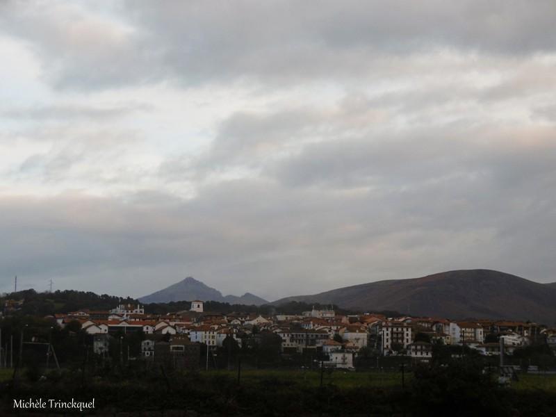 Une balade à FONTARRABIE  (Espagne) le 3 novembre....