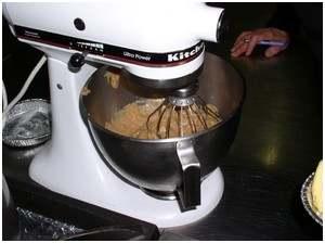 Recette de cuisine : Bûche pralinée