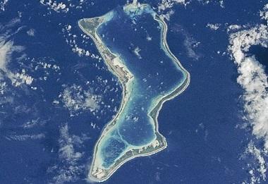 Des îles mystérieuses ...