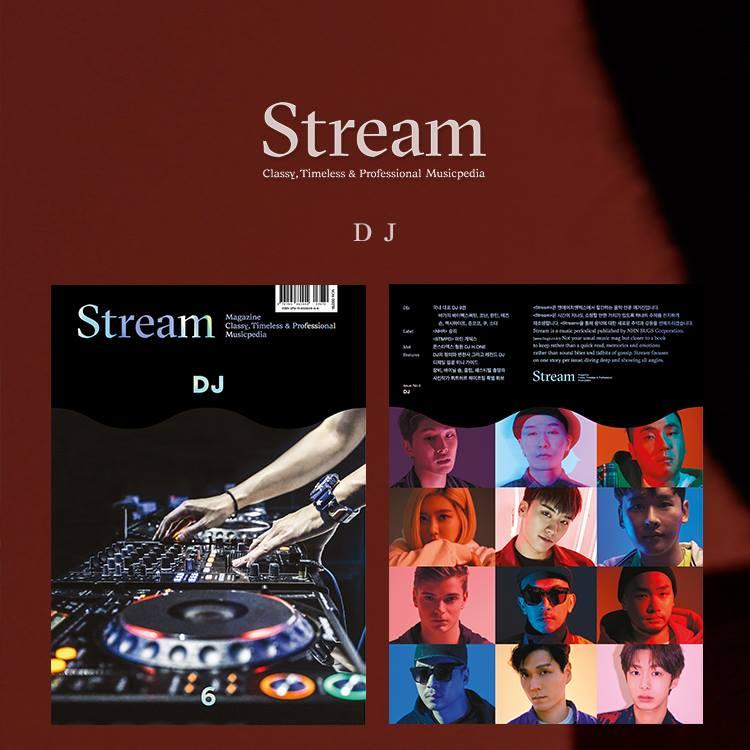 Seungri pour le magazine Stream (12/2017)