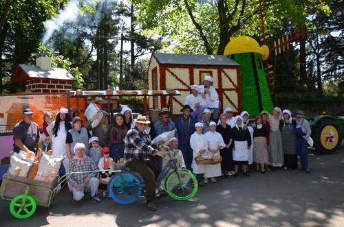 Le 88ème carnaval de Ploërmel, dimanche 4 mai 2014