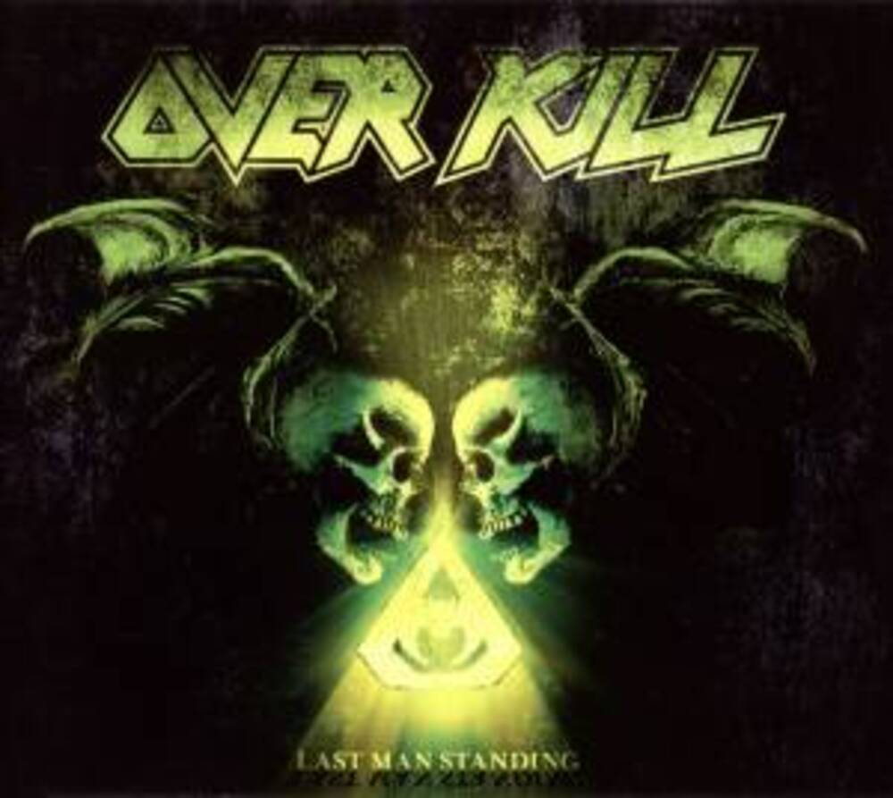By the numbers - A review of Over Kill's Last Man Standing