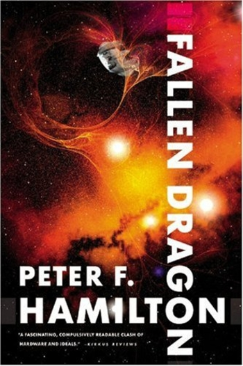 Fallen dragon - Peter Hamilton