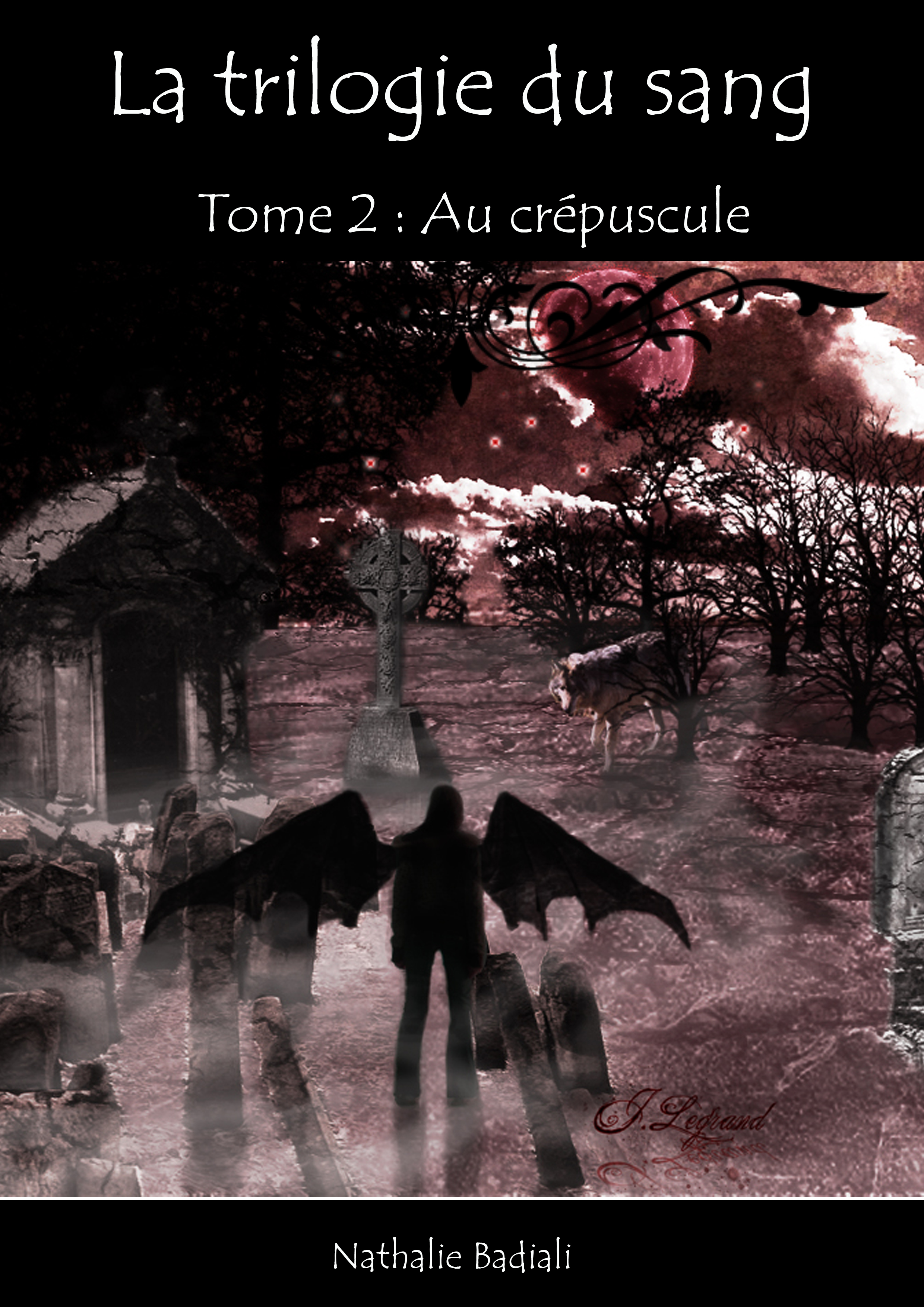 La couverture du tome 2 en exclusivité !
