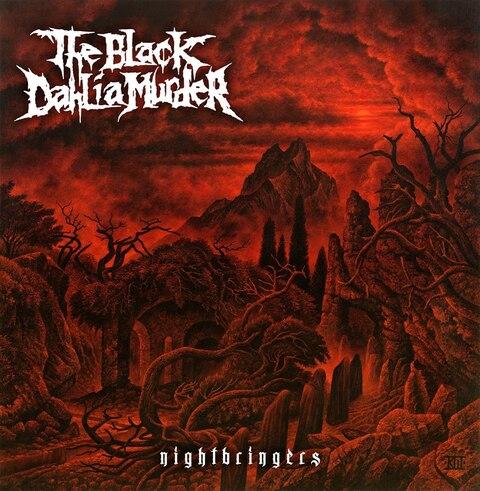 THE BLACK DAHLIA MURDER - L'artwork du nouvel album dévoilé