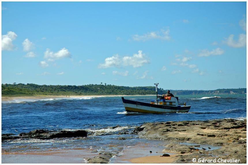 """Rio Caraiva"" - (Bahia Brésil)"