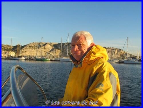 Rando - Pomègues, aux iles du Frioul