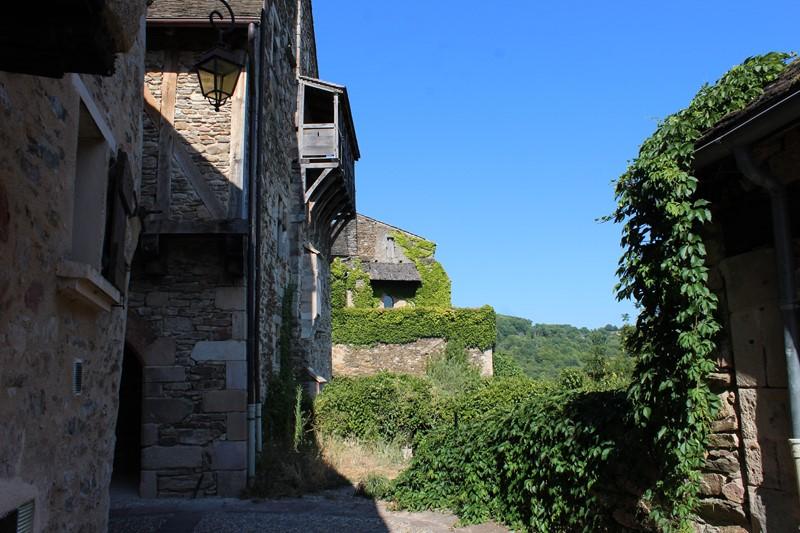 Le village de Najac