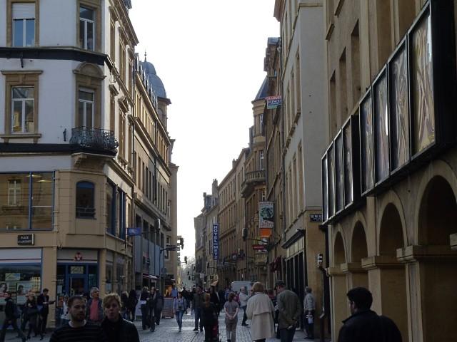 Ville de Metz 9 mars 2010