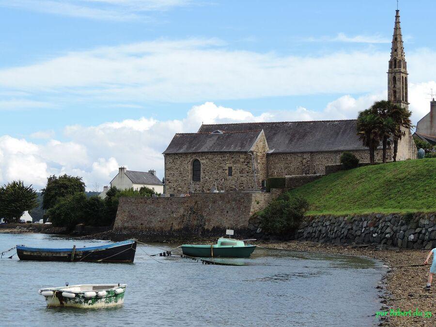 Landevenec dans le Finistère (29)