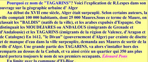Les Tagarins
