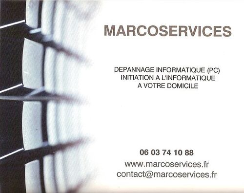 MarcoServices