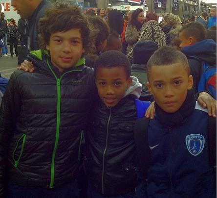 Les hommes du matchs contre Bordeaux