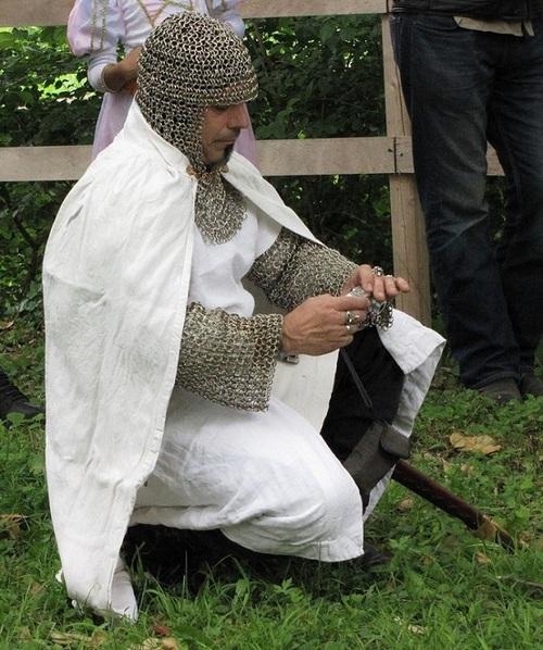 ... avant il y avait les chevaliers teutoniques...