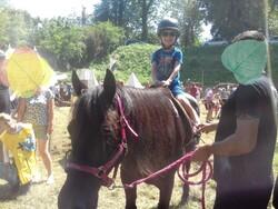 monter a cheval
