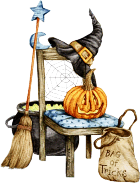 Accessoires divers Halloween 17