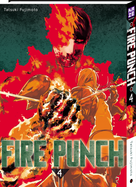 Fire punch - Tome 04 - Tatsuki Fujimoto