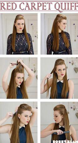 coiffures trop belles