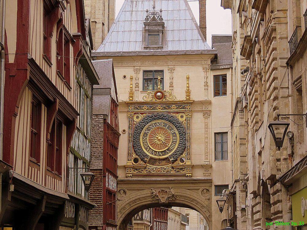 Rouen - Jeanne d'Arc  -3