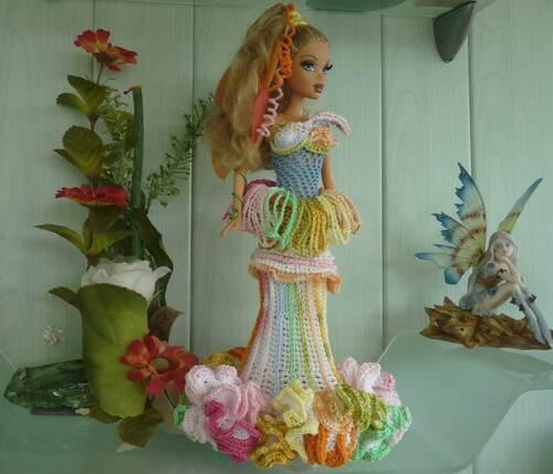 Défilé Stylistes 2013 : Barbie futuriste (6)