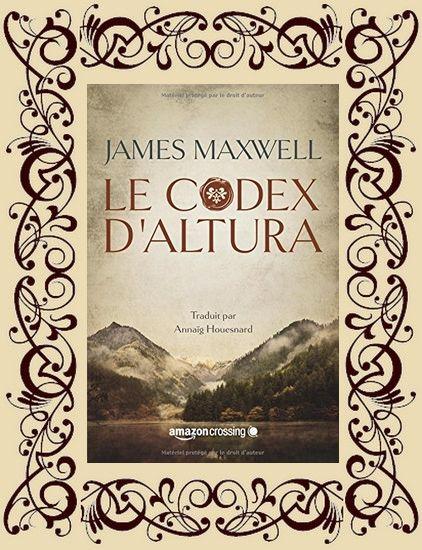 La saga des éternels, t1 : Le codex d'Altura