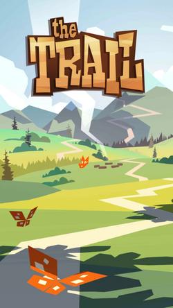 Découverte Jeu Mobile : The Trail