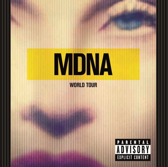 mdna tour cd cover
