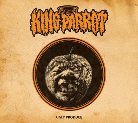 KING PARROT - Les détails du nouvel album ; Clip
