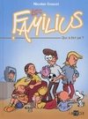 """Bande dessinée """"Les Familius"""""""