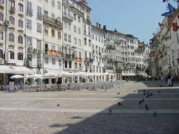 Praça Velha , Coimbra   A Praça do Comércio, que já se chamo…   Flickr