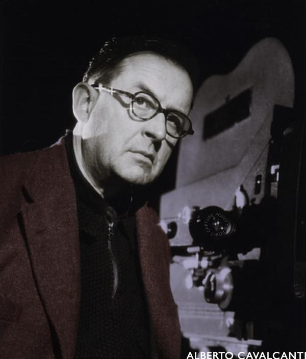 Alberto Cavalnti Portrait