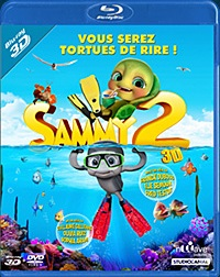 [Blu-ray 3D] Sammy 2