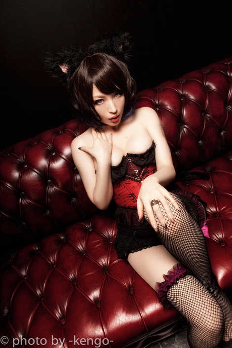 Models Cosplay : ( [Rabbit Hutch] - |2014.02.15| Digital Photo Book / photographr : Kengo - model : Usagi )