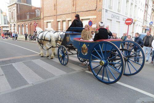 Cortège historique - Hazebrouck 2019
