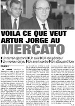 Artur Jorge MCA 2014/2015