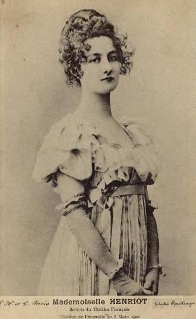 3. Mademoiselle Henriot
