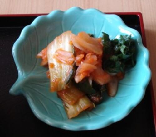 BIBIMBAP (비빔밥) - Bol de riz aux garnitures diverses