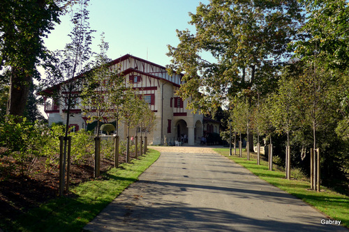 Arnaga : la villa ... n1