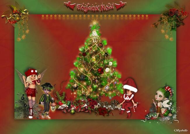☆Joyeux Noël☆