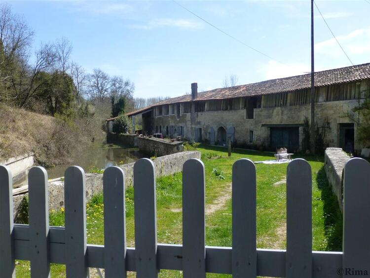 Le moulin du Verger.