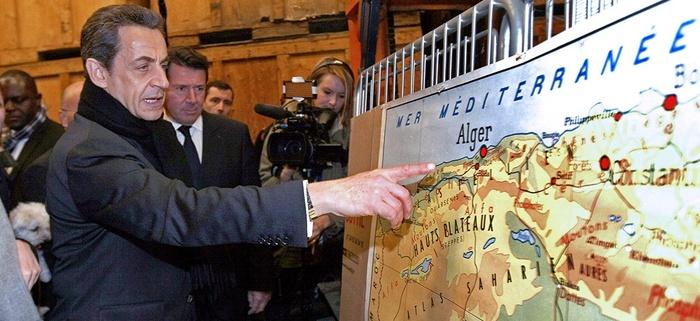 Retour sur la Commémoration du 19 mars :   les 5 fautes historiques de Sarkozy   sur la guerre d'Algérie
